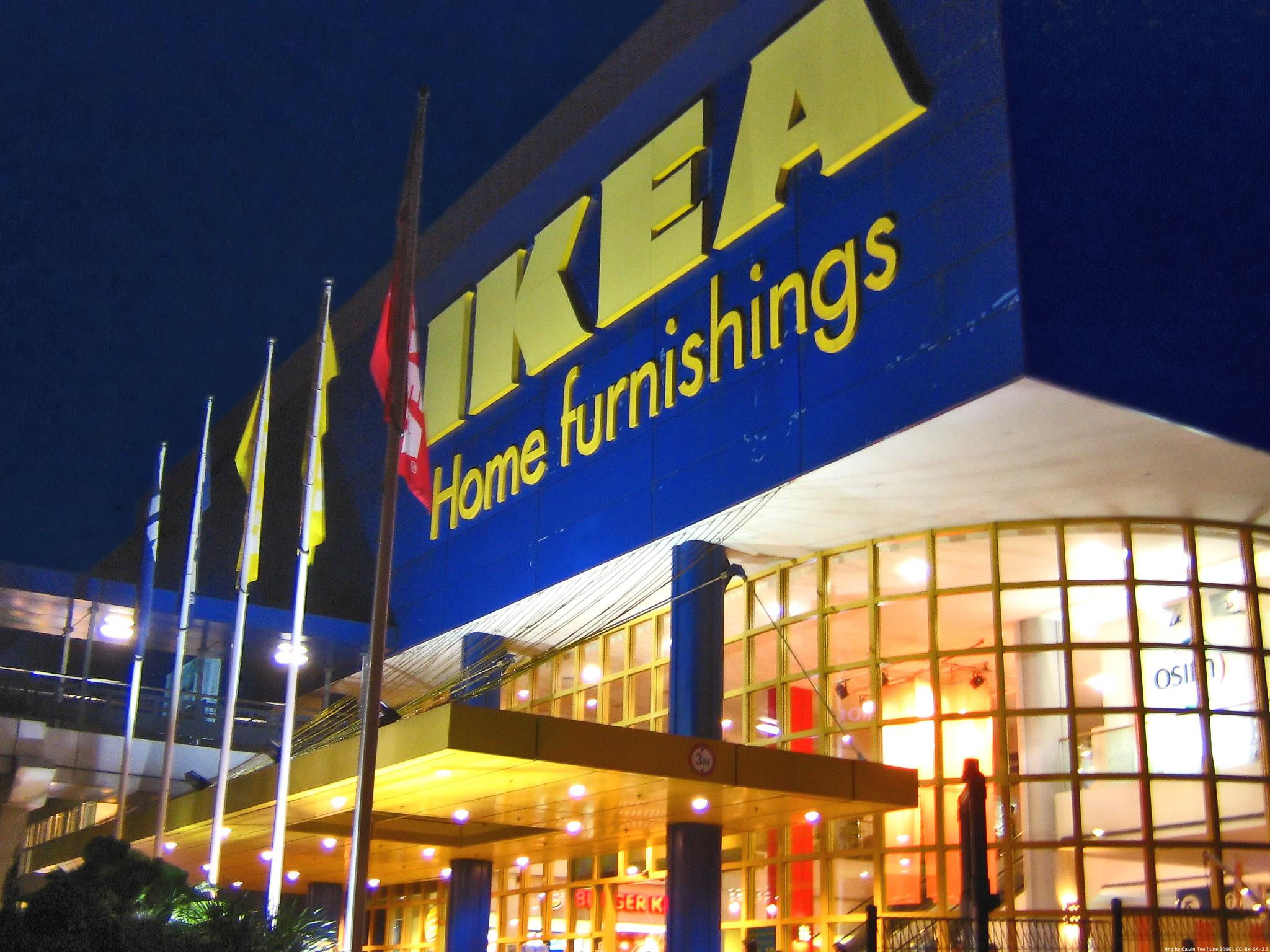 Ikea nije odustala od Srbije