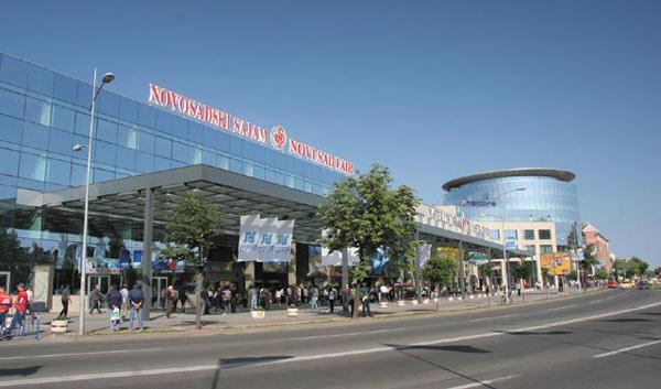Otkazani sajmovi građevinarstva i nameštaja u Novom Sadu