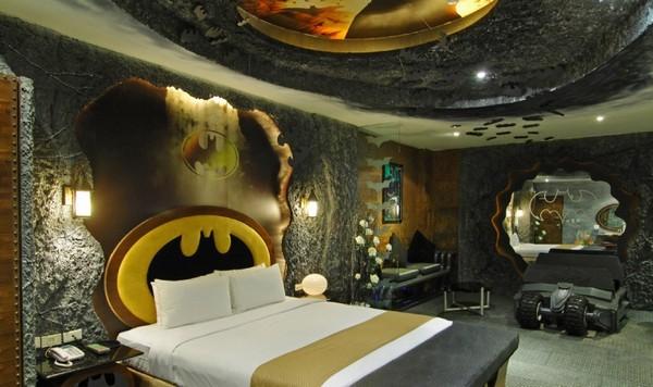 Soba za sve one u kojima čuči Batman