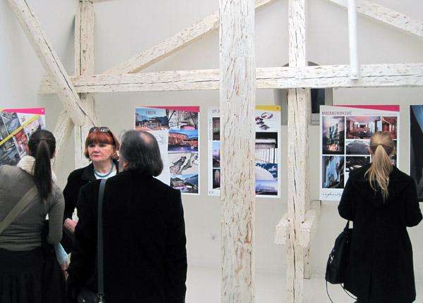 Izložba časopisa Arhitekton od 17. do 19. maja