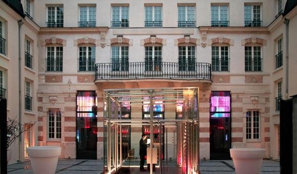 U Parizu otvoren hotel Kube