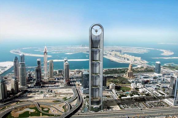 Anara toranj, Dubai
