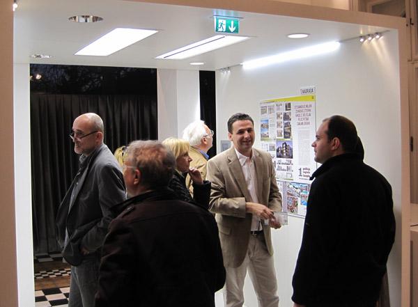 Dodeljene prve nagrade časopisa Arhitekton