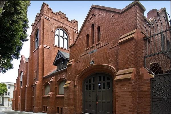 Crkva u San Francisku pretvorena u porodičnu kuću