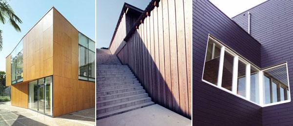 Nove drvene fasadne obloge kod Galekovića