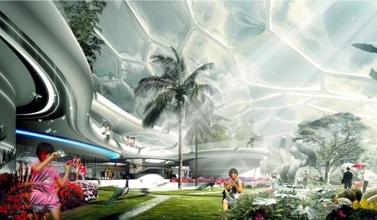 Dom budućnosti u Pekingu