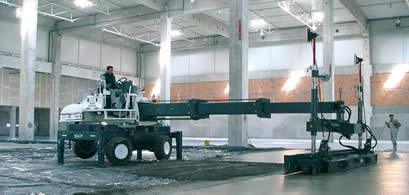 Rinol betonske podloge: osnova podnog sistema