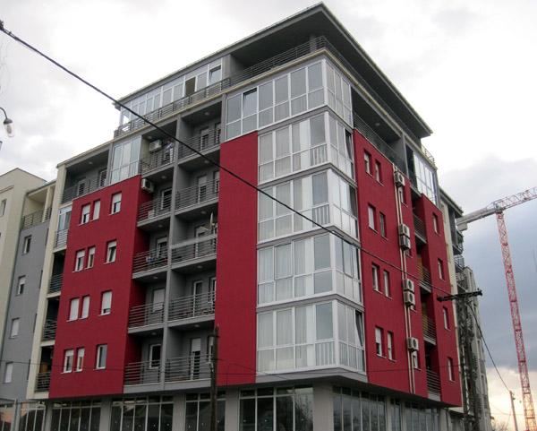Kvalitetne fasadne boje u praksi
