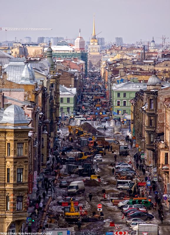 Noćna mora u Sankt Peterburgu