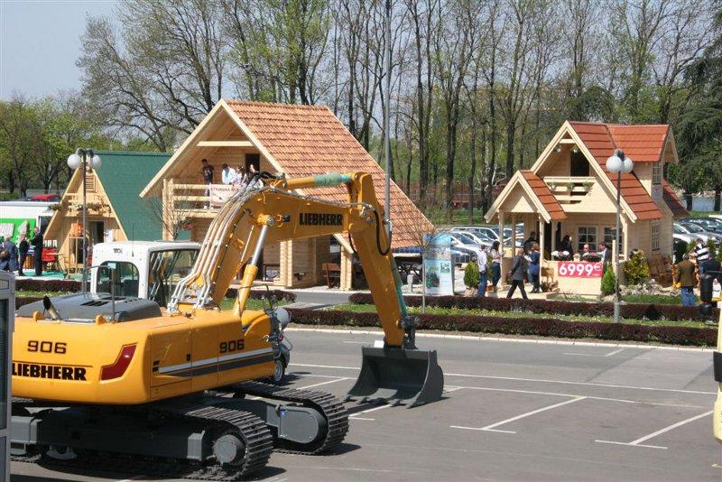 Specijalni uslovi Hypo Leasing na Sajmu građevinarstva