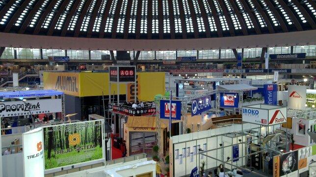 Otvoren sajam građevinarstva 2011.