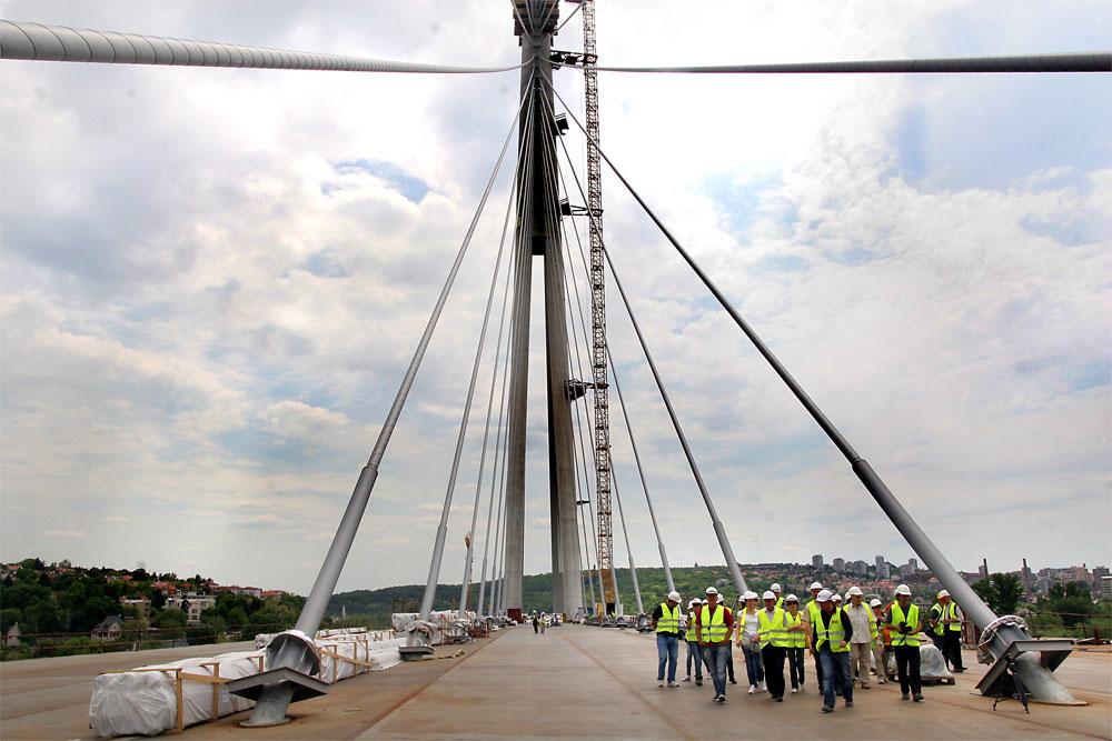 Most na Adi iskustvo za stručnjake i studente