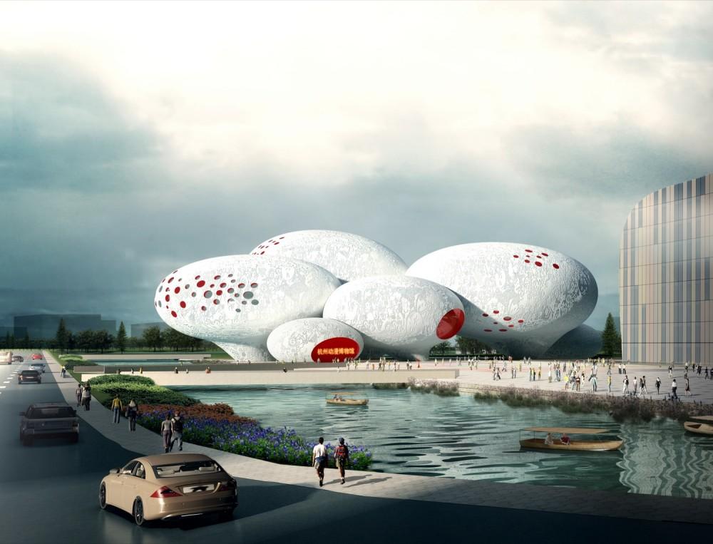Kako će izgledati Muzej stripa i animacije u Kini