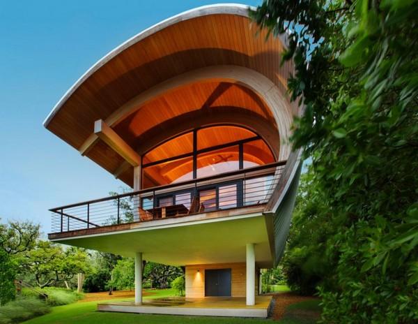 Kuća u obliku puža na Floridi