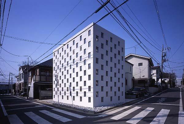 Minimalistička kuća u Japanu