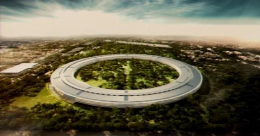 Nova upravna zgrada Applea od Normana Fostera