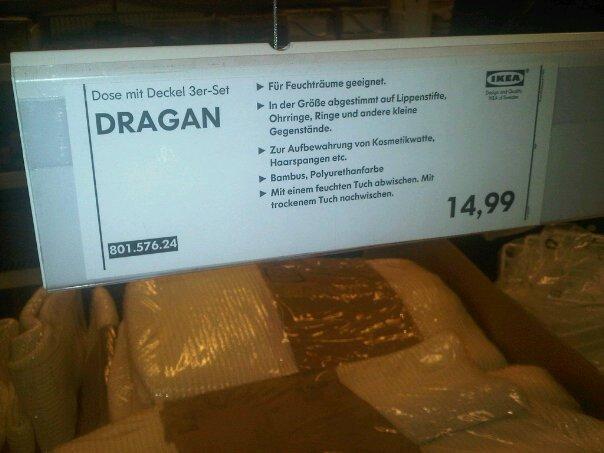 Ikea prodaje Dragana
