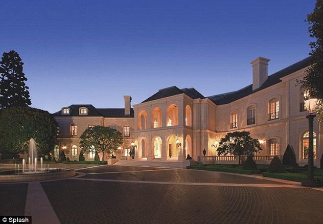 Na prodaju najskuplja kuća u Americi