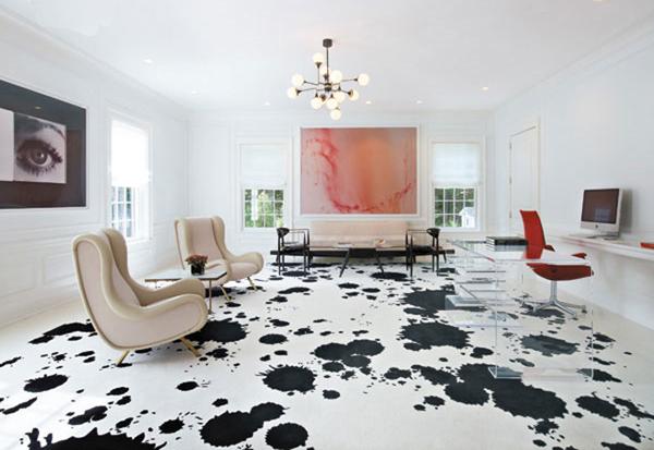 30 ideja za dizajn poda