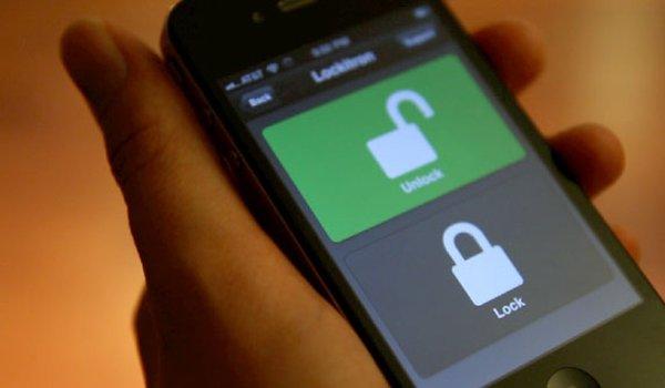 Otključavanje vrata mobilnim telefonom
