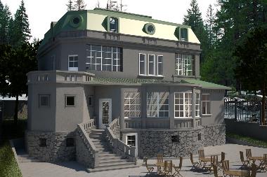 "Rekonstrukcije zgrade Legata ""Petra Lubarde"" na Dedinju"