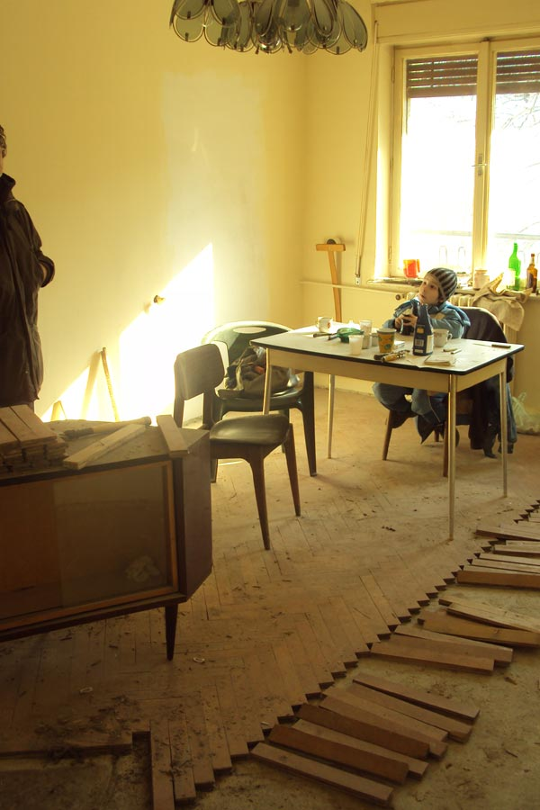 Rekonstrukcija porodičnog stana
