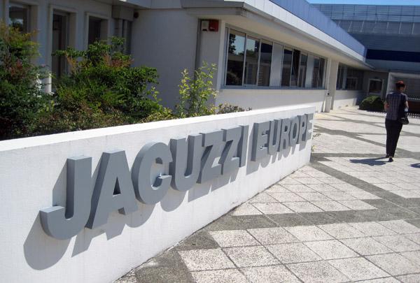 Gradnja.rs u poseti fabrici Jacuzzi u Italiji