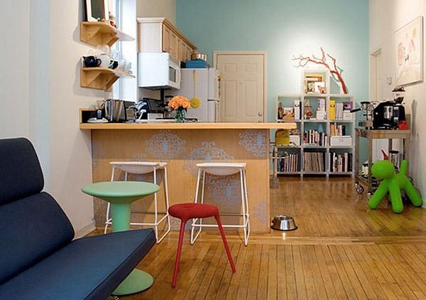 Ank izme u kuhinje i sobe oblici i dimenzije for Cocinas en espacios chicos