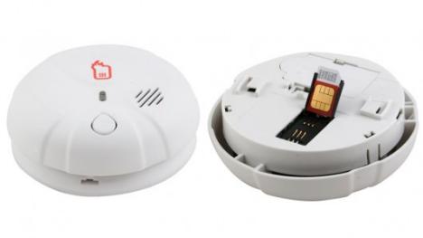Detektor dima koji šalje SMS