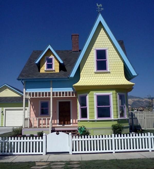 Replika kuće Up na prodaju