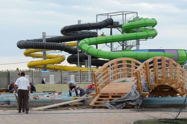 Otvaranje akvaparka Petroland 10. septembra?