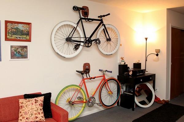 Gde sa biciklom u stanu