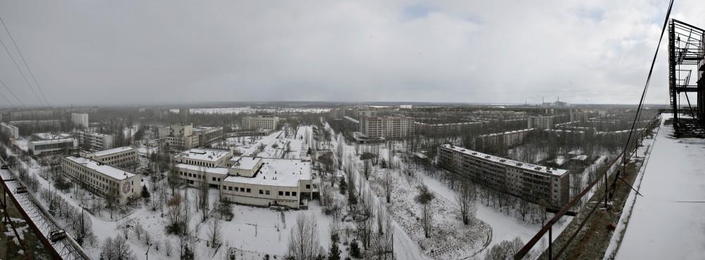 Černobilj: Poseta zabranjenoj zoni