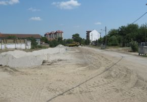 Bez dve trake na Somborskom bulevaru zbog Manuala