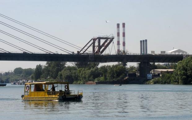 Spojen most preko Ade. Dobija ime Zorana Đinđića?