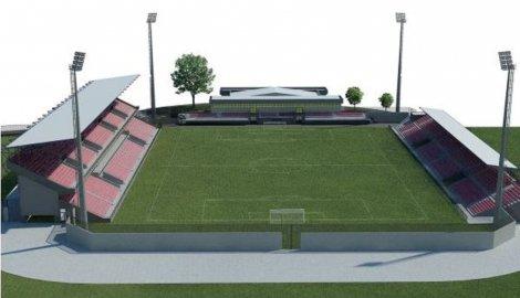 Novi stadion za FK Borac u Čačku