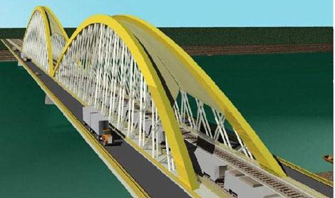 Počinje gradnja novog Žeželjovog mosta
