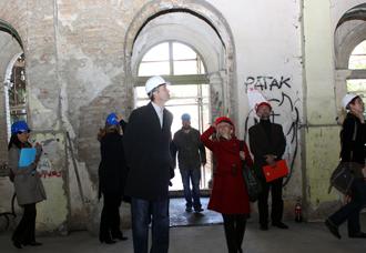 Streljana Eđšeg postaje koncertna dvorana