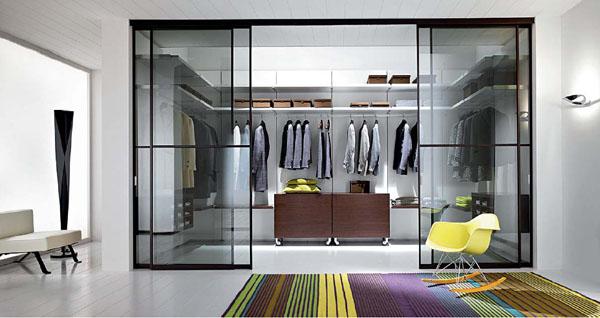 33 ideje za walk-in garderobere