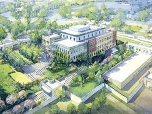 Ambasada SAD u Beogradu biće prva sertifikovana zelena zgrada u Srbiji