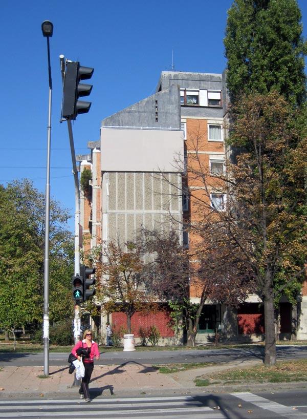 Demit fasada – primer izvođenja izolacije sa spoljne strane