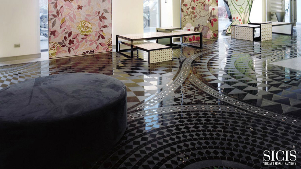 Mozaik kao umetnost u enterijeru