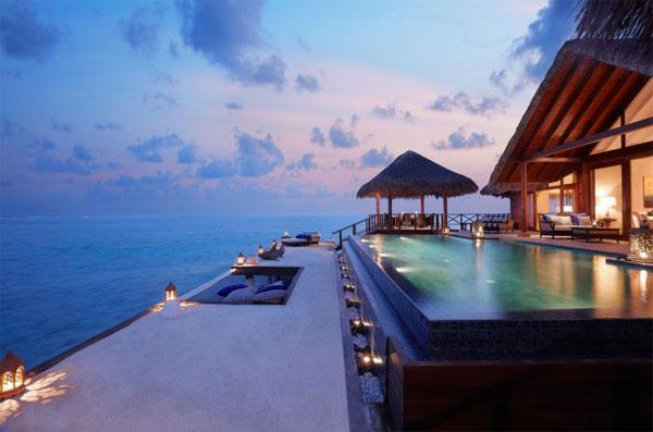 Novi raj na Maldivima: Taj Exotica Resort & Spa