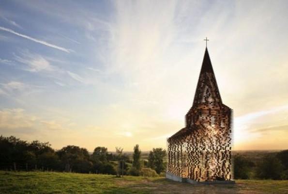 Providna crkva u Belgiji