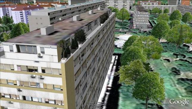Prošetajte kroz 3D Beograd