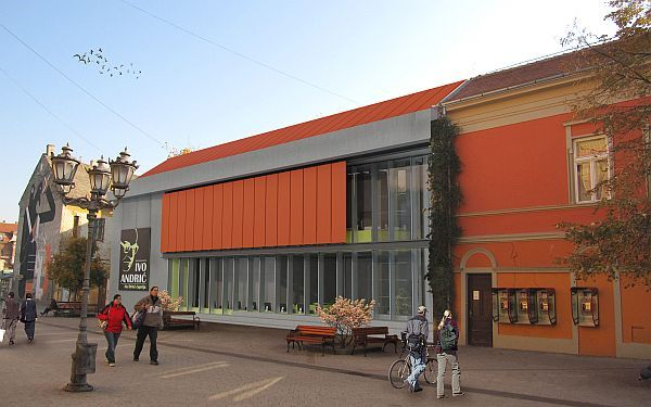 Kako će izgledati Gradska biblioteka u Novom Sadu