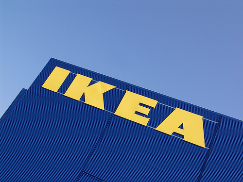 Ikea se gradi kod Kike