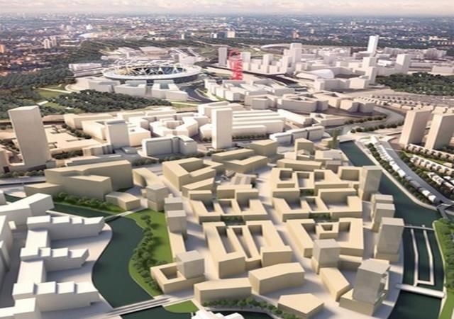 Ikea gradi naselje u Londonu