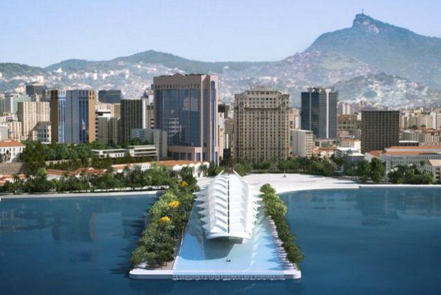 Muzej sutrašnjice – nov simbol Rio de Žaneira