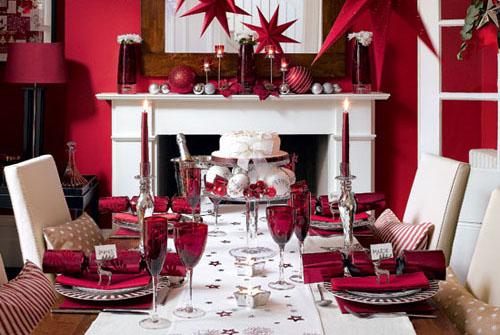 Ideje za dekoraciju novogodišnje trpeze